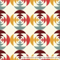 Good Vibrations [Pattern Collection] on Behance