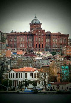 istanbul, balat (foto: mustafa öztürk)