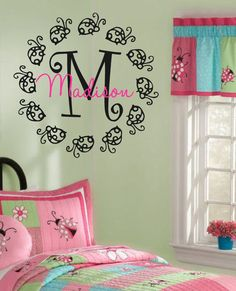 Ladybug Bedroom Ideas