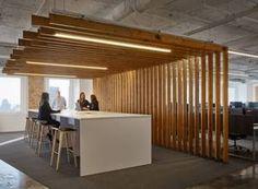 社員同士が協力しやすいよう設計された「Textura」の新オフィス   オフィスデザインや内装設計を手掛ける株式会社インクルードデザイン
