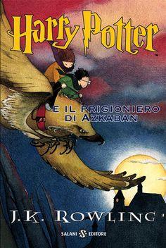 """""""Harry Potter e il prigioniero di Azkaban"""", J. K. Rowling"""