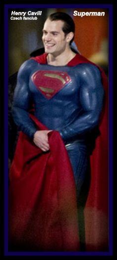Smiling Superman  Henry in Chicago November 2014