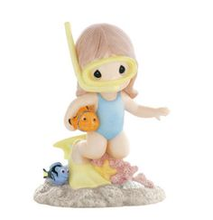"""""""Friends Help You Find Your Way"""" - Disney Collection 910039   Precious Moments"""