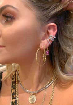 Ear Jewelry, Cute Jewelry, Jewelery, Jewelry Accessories, Constellation Piercings, Cute Piercings, Fashion Jewelry, Bling, Sparkle