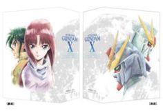 Bandai Visual Reveals 'After War Gundam X' Blu-ray Anime Box Set Packaging