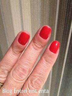 Entrei nos enta: Blogagem Coletiva: Esmalte e Estampa!