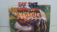 #Theros Fat pack unboxing #mtg http://youtu.be/d9yf6v1A9Lc