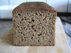 Rye bread with spelt