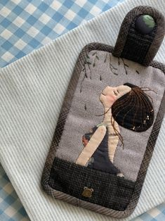 Fashion Bags, Louis Vuitton Damier, Applique, Quilts, Mini, Cover, Fabric, Pattern, Crafts