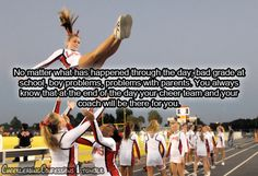 Cheerleading Confess