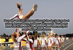 Cheerleading Confess