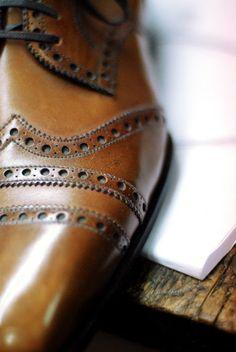 Norman Vilalta. Bespoke shoemaker - shoe artisan, Barcelona- Catalonia