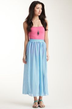 LOVE this look for summer!! Very retro and feminine :) (Americal Apparel)