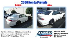 We understand that collision repair and car paint jobs can be expensive. Need help paying for your paint or collision repair job? Qualified buyers may receive up to 12 months interest free financing. Honda Vehicles, Car Paint Jobs, Honda Prelude, Collision Repair, Honda Cars, Car Vehicle, Car Painting, 12 Months, Free