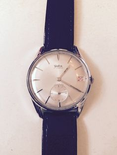 Wyler Vetta 50's watch by newpopshop on Etsy
