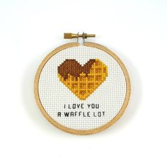 Thrilling Designing Your Own Cross Stitch Embroidery Patterns Ideas. Exhilarating Designing Your Own Cross Stitch Embroidery Patterns Ideas. Kawaii Cross Stitch, Cross Stitch Love, Cross Stitching, Cross Stitch Embroidery, Embroidery Patterns, Hand Embroidery, Funny Cross Stitch Patterns, Cross Stitch Designs, Cross Stitch Kitchen