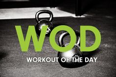 Try this Workout of the Day - No 11