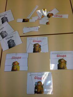La rentrée avec Gloups (Période 1) MS | La Maternelle De Wendy