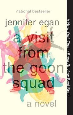 A Visit from the Goon Squad by Jennifer Egan  I wish I could write this well. The chapter written as a powerpoint presentation has stayed with me months later (heads up - I was told to read this novel in actual book vs. e-book form because of this chapter and it was good counsel.)