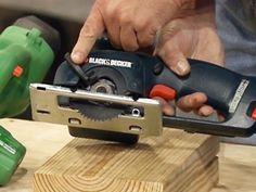 DIY experts offer tips on choosing the right circular saw for any job. Byline: