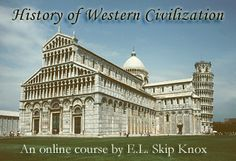 History of Western Civilization, Boise State University