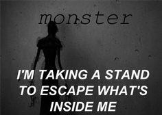Monster- Imagine Dragons