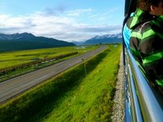 Alaska Railroad's Goldstar Service Worth Every Copper Penny. From the AKontheGO blog, by a grateful mama.