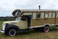 gypsy homes   Dream Rambling Gypsy Wagon   The Mobile Home Woman