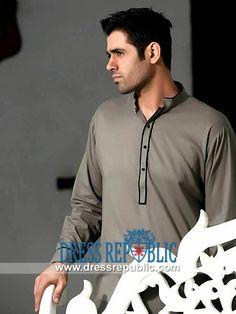 Sherwani Collar Kurta Shalwar Free Shipping: Kurtas Shalwar Kameez Collection Online
