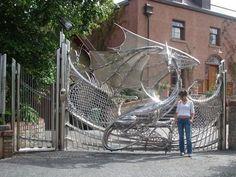 Awesome gates!