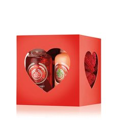 the body shop valentine's day