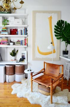 Though there are some downsides to living in a studio apartment — not having as much space for your stuff, feeling like you're living in your bedroom — it can be a cozy and fun living experience, too. Stick to these design tricks when decorating a studio apartment and you'll love studio living.