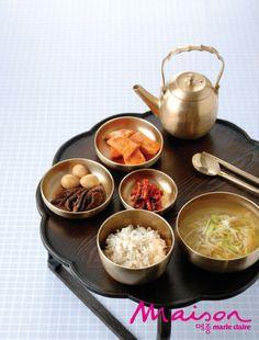 북어 콩나물 국밥