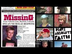 Raising Awareness for missing people.