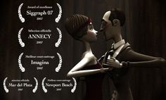 My graduation short film.  MULTI AWARDED including Award of excellence Siggraph 2007 and many more... Over 50 selections in film festivals worldwide.  Directed by Fx Goby, Matthieu Landour, Edouard Jouret. Produced by : Supinfocom.