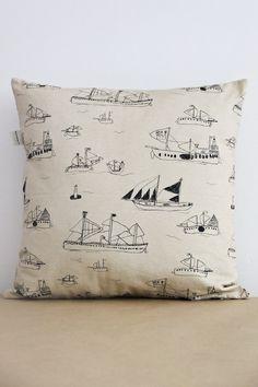 Fine Little Day 'Ohoy' cushion