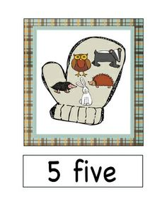THE MITTEN MINI UNIT - TeachersPayTeachers.com