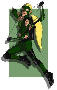 Young Justice: Artemis by BrendaAmerind on DeviantArt Dc Comics, Artemis Crock, Young Justice League, Kid Flash, The Villain, Teen Titans, Dc Universe, Super Powers, Superhero