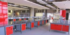 Laboratory installations and refurbishing South Africa. University, institutional and educational laboratories. Complete laboratory furniture solutions and revamping by SA Lab. Laboratory shopfitting, stainless steel and orian worktops,layout and design advice South Africa, Lab, University, Advice, Layout, Stainless Steel, Shelves, Furniture, Design