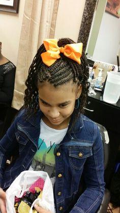 Kids braids by Ruckstyles