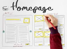Questions to Ask Yourself Before Designing a Website – Web Design Tips Web Design Tips, Blog Design, Layout Design, Homepage Design, Design Color, Ui Design, Marketing Digital, Online Marketing, Media Marketing