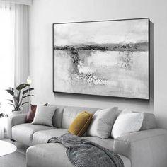#oversizedwallart #extralargewallart #oilpainting #oversizewallart #originalabstractart #oilpaintingabstract#largecanvas #largecanvasart #largecanvas#largecanvasart #canvas#acrylic#abstract#blueabstract#minimalism#largeart #contemporaryart#modernart#modernhomedecor#extralargewallart #acrylicpainting #homedecor #bedroomdecor #painting #oilpainting | Etsy Black And White Wall Art, Black And White Painting, Black And White Abstract, Contemporary Abstract Art, Modern Wall Art, Abstract Wall Art, Large Canvas Wall Art, Extra Large Wall Art, Living Room Paint