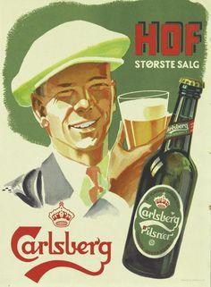 Carlsberg Pilsner ~ Henry Thelander