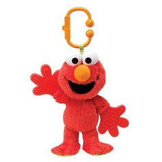 Black Friday 2014 Sesame Street Teether Baby Rattle Toy from Sesame Street Cyber Monday. Black Friday specials on the season's most-wanted Christmas gifts. Toddler Toys, Baby Toys, Elmo Toys, Baby Elmo, Baby Sense, Baby Teethers, Baby Rattle, Baby Games, Toy Store