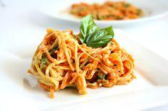 Sweet Potato Zoodle Pad Thai Recipe on Yummly. @yummly #recipe