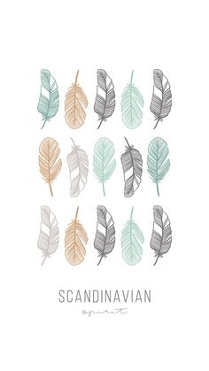 FREEBIES - Wallpaper Plumes