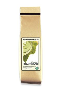 Organic Decaf, 16 oz. Whole Bean ** Continue to the product at the image link. (This is an affiliate link and I receive a commission for the sales)