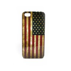Iphone 5 hard cover retro USA flag. Nu voor 15 EURO. www.fabstyle.nl