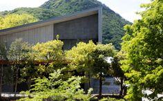 The Hachijuni Bank Learning Center (Japan) by Nikken Sekkei  Contractor: Dohkin Co., Ltd., Copyright: Harunori Noda, Gankosha  #Architecture #Roofing #QuartzZinc #Zinc #VMZINC