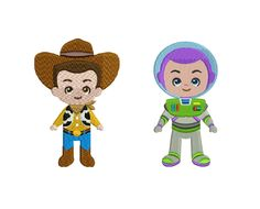Woody and Buzz Light Year Toy Story Embroidery Design | Woody and Buzz Toy Story Embroidery Pattern | Toy Story Machine Embroidery by StitchValley on Etsy